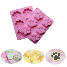 DIY Bear Claw Silicone Fondant Mold Chocolate Cake Cookie Baking Bakeware Mould