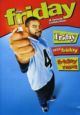 Friday 3 Movie Collection [2 Discs] (2011, REGION 1 DVD New)