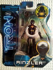 ACTION FIGURE - TRON LEGACY - RINZLER - DINSNEY - SPIN MASTER