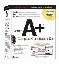 Sybex CompTIA A+ Complete Certification Kit (2009)VG(BAY)R