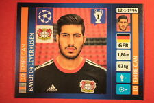PANINI CHAMPIONS LEAGUE 2013/14 N. 58 CAN BAYER 04 BLACK BACK MINT!