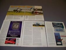 VINTAGE..MINI-500 HELICOPTER ..HISTORY/DETAILS/PHOTOS..RARE! (652H)