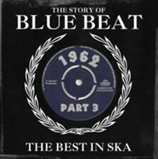 The Story of Blue Beat 1962: The Best In Ska, Vol. 3 by Various Artists (CD,...
