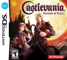 CASTLEVANIA PORTRAIT OF RUIN -NEW NINTENDO DS NDS