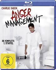 Blu-ray *  ANGER MANAGEMENT - STAFFEL 1 - Charlie Sheen  # NEU OVP $