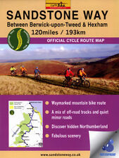 Sandstone Way - Official Cycle Route Map