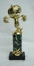 HALLOWEEN CAMOUFLAGE TROPHY PUMPKIN SCARECROW TROPHY COSTUME PARTY AWARD