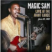 MAGIC SAM-Live at the Avant Garde CD NEW