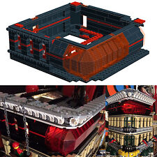 LEGO Modular Grand Emporium extra floor instructions custom MOC 10211 10230 evil