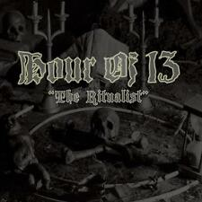 HOUR OF 13 The Ritualist CD BLACK SABBATH/WITCHFINDER GENERAL/ORCHID/COUNT RAVEN