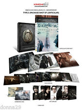 Snowpiercer Blu-Ray KimchiDVD #13 Lenticular Limited Steelbook Type C New&Sealed