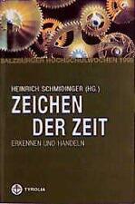 SALZBURGER HOCHSCHULWOCHEN / ZEICHEN DER ZEIT