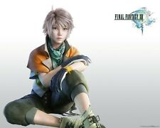 POSTER FINAL FANTASY 13 XIII LIGHTING SNOW VERSUS #24