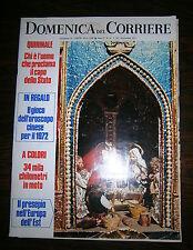 DOMENICA DEL CORRIERE # Anno 73 - N.52 - 28 Dicembre 1971 - Settimanale