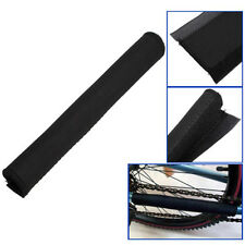 2Pcs Black Mountain Bike Bicycle Cycling Frame Chain Stay Protector Cover Pad