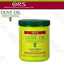 ORS Olive Oil Professional Creme Relaxer No-Base Formula 18.75 oz. Jar - Normal