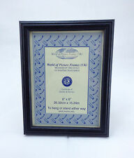 Picture Poster Photo Certificate WOOD Frame UK Made Classic Traditional Craft