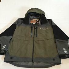 "SIMMS PRO-DRY DEEPWATER PARKA GORE-TEX® JACKET SIZE 2XL ""RETAIL $499.95"""