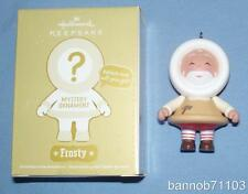 Hallmark 2011 Mystery Ornament Toymaker Santa Christmas Keepsake Ornament