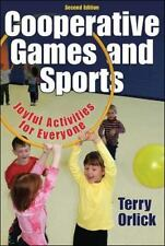 Cooperative Games And Sports: Joyful Activities For Everyone-ExLibrary