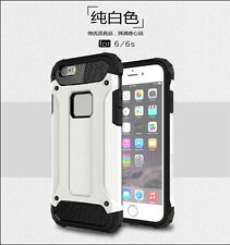 Shockproof Heavy Duty Armor Hybrid Rugged Hard Cover Case For iPhone 6s 7 Plus