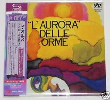 LE ORME / L'Aurora JAPAN SHM-CD Mini-LP w/OBI  BELLE-101692 NEW!!