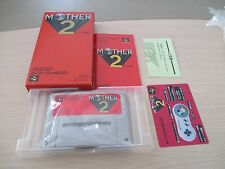 MOTHER II 2 EARTHBOUND SFC SUPER FAMICOM JAPAN IMPORT COMPLETE IN BOX!