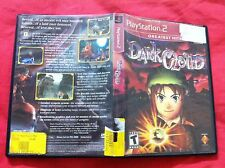 Dark Cloud  (Sony PlayStation 2, 2001)COMPLETE