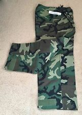 ~NWT! GENUINE US MILITARY WOODLAND GORETEX PANTS ECWC SM-S COLD WEATHER TROUSERS