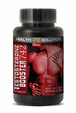 Libido Male Vitality - Testosterone Booster T-742 - Nugenix Supplements Pills 1B