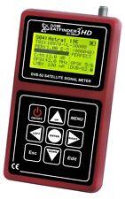 SatFinder 3HD Slim NIT mit Echtzeit-Spectrum Satellien Messgerät DVB-S/S2