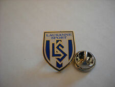 a1 LAUSANNE FC club spilla football calcio fussball pins svizzera switzerland