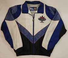 PRO PLAYER OFFICIAL NHL 1998 VANCOUVER ALL STAR GAME WINDBREAKER JACKET NOT WORN