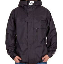 Analog Asset Snowboard Jacket (M) True Black