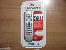 PHILIPS SRU3040/10 telecomando universal remote control TV televisore DVD VCR