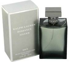 Ralph Lauren Romance Silver 100ml/ 3.4oz Men's Perfume EDT Spray New Sealed Box