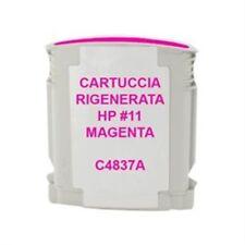 * Hp DesignJet 120 PS Cartuccia Rigenerata Stampanti Hp HP 11M Magenta
