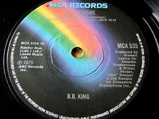 "B.B. KING - TAKE IT HOME   7"" VINYL"