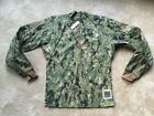 NEW NWU Type III Navy Seal AOR2 Inclement Weather Combat Shirt Jacket ALL SIZES