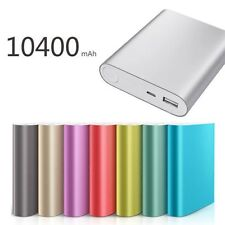 Power Bank 10400 mAH With LED Indicators For Xiaomi Mi / Nokia / Samsung HTC