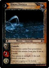 LoTR TCG Ages End Strong Tentacle FOIL 19P20