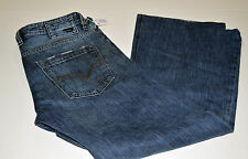 DIESEL Koffha Relaxed Bootcut Jeans 30x28 Button Fly 100% Cotton | MADE IN ITALY