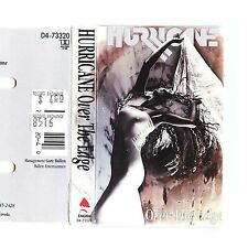NEW HURRICANE - OVER THE EDGE -  CASSETTE TAPE ROCK METAL CASSETTE SEALED