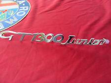"""Alfa Romeo Typ 105 Schriftzug """" GT 1300 Junior """" NEU"""