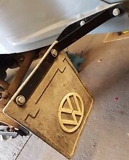 Classic VW beetle mud flap mounts and bolt kit  (blade style bumpers) T1,Bug