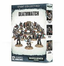 START COLLECTING! DEATHWATCH Kill Team-Games Workshop Warhammer 40,000 40K+FAST!