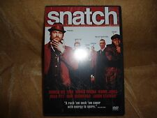 Snatch (Widescreen Edition) (2000) [1 Disc DVD]