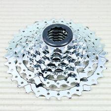 SRAM 8 fach PG-850 KASSETTE - 11-12-14-16-18-21-26-32 Zähne - silber