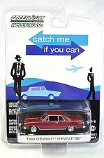 CHEVROLET CHEVELLE SS 1964 CATCH ME IF YOU CAN 44680 GREENLIGHT HOLLYWOOD 8CH