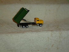 PROMOTEX  MACK ROLL OFF DUMPSTER TRUCK